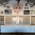 Marlow rowing club bar