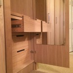 Wardrobe drawers