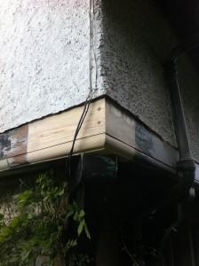 beam rot repair