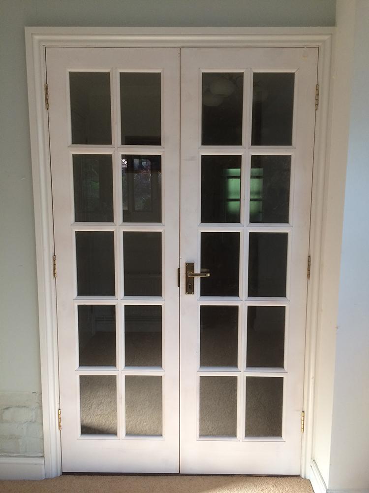 Recreating old style doors