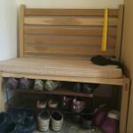 shaker bench