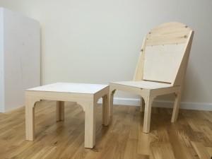 Frames for upholstery